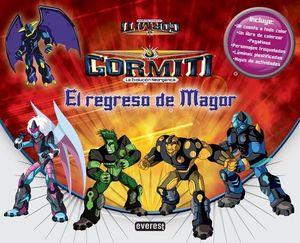 GORMITI El regreso de Magor (maletín)