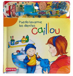 CAILLOU. ME CEPILLO LOS DIENTES
