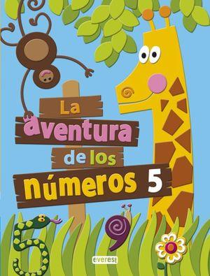 (13) LA AVENTURA DE LOS NUMEROS 5