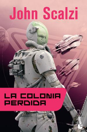 LA COLONIA PERDIDA (BOLSILLO)