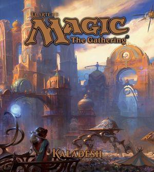 EL ARTE DE MAGIC. THE GATHERING. KALADESH