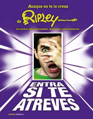 Aunque no te lo creas de Ripley : Los hechos más inverosímiles, divertidos y extraordinarios - Entra
