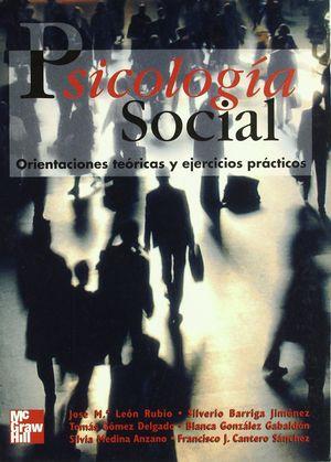 Psicología social: orientaciones y ejercicios prácticos
