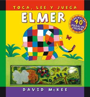 ELMER. TOCA, LEE Y JUEGA