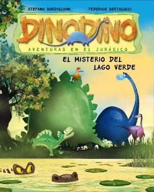 DINODINO 5 - EL MISTERIO DEL LAGO VERDE