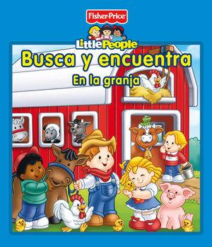 BUSCA Y ENCUENTRA. EN LA GRANJA