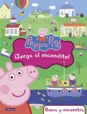 PEPPA PIG. ¡JUEGA AL ESCONDITE!