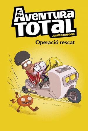AVENTURA TOTAL 4.OPERACIO RESCAT
