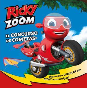 RICKY ZOOM 2. EL CONCURSO DE COMETAS
