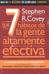 LOS 7 HABITOS DE LA GENTE ALTAMENTE EFECTIVA (PACK)