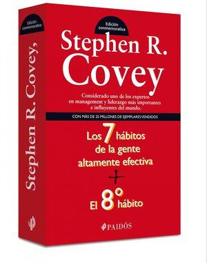 PACK CONMEMORATIVO STEPHEN R. COVEY