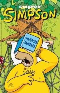 SUPER HUMOR SIMPSON 15.TODOS A LA CALLE