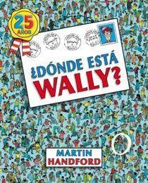 ¿DONDE ESTA WALLY? (25 ANIVERSARIO)