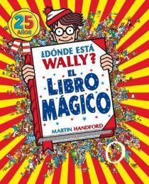 ¿DONDE ESTA WALLY? LIBRO MAGICO(25 ANIV)