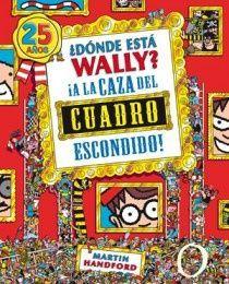 WALLY.CAZA DEL CUADRO ESCONDIDO(25 ANIV)