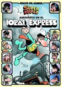 MHSL.Nº 150 ASESINATO EN EL TORAL EXPRES