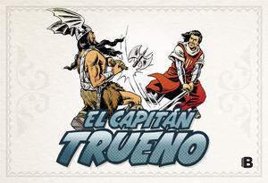 CAPITÁN TRUENO (FACS.1-48)NUEVA EDICIÓN