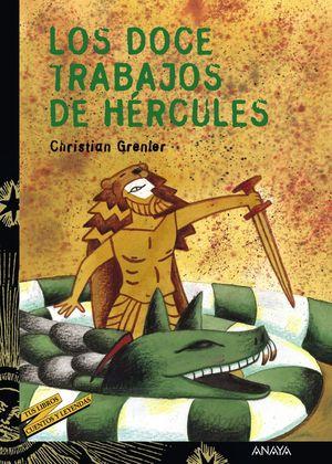 Los Doce Trabajos De Hercules