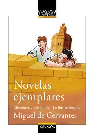 NOVELAS EJEMPLARES - Rinconete y Cortadillo - La ilustre fregona