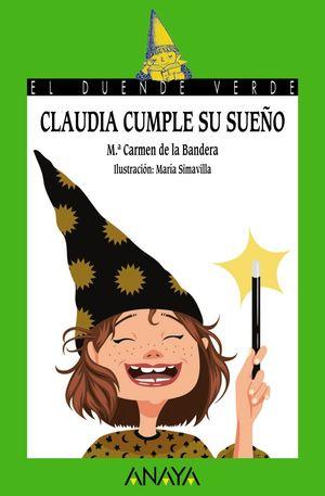 174. Claudia cumple su sueño