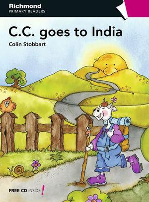 GOES TO INDIA LEVEL 4 RICHMOND SANTILLANA