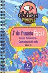 CHULETAS PARA 3º DE PRIMARIA FÁCIL