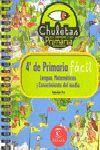 4º DE PRIMARIA FÁCIL (Colección Chuletas)