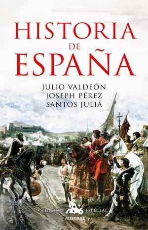 HISTORIA DE ESPAÑA. AUSTRAL