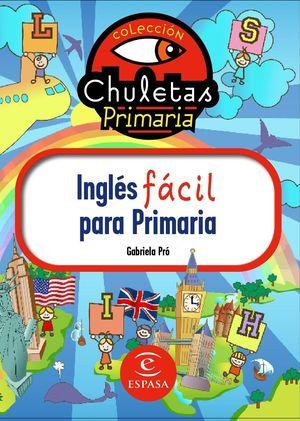 CHULETAS DE INGLES PARA PRIMARIA
