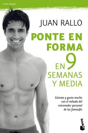 PONTE EN FORMA EN 9 SEMANAS Y MEDIA bolsiillo