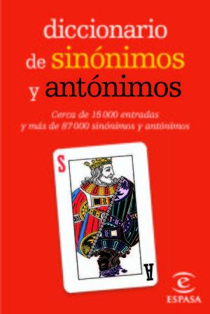 DICCIONARIO MINI DE SINÓNIMOS Y ANTÓNIMOS (2011)