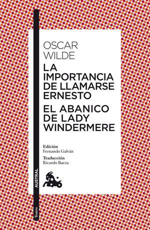 LA IMPORTANCIA DE LLAMARSE ERNESTO / EL