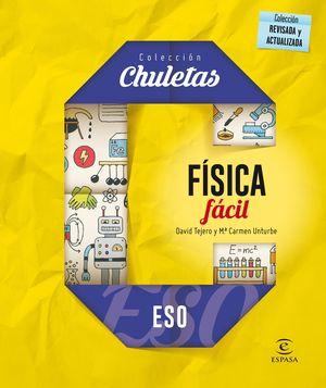 FÍSICA FÁCIL PARA LA ESO (2016) CHULETAS