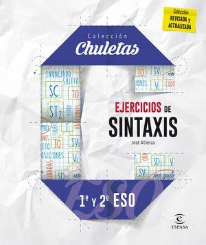 EJERCICIOS DE SINTAXIS 1º Y 2º ESO (2016) CHULETAS