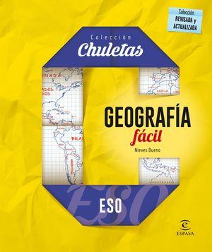 GEOGRAFÍA FÁCIL PARA LA ESO (2016) CHULETAS