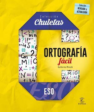ORTOGRAFÍA FÁCIL PARA LA ESO (2016) CHULETAS