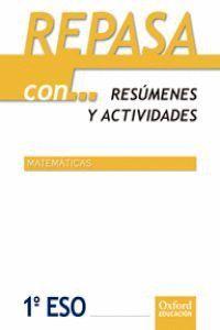 (11) 1 ESO REPASA CON MATEMATICAS (OXFORD)