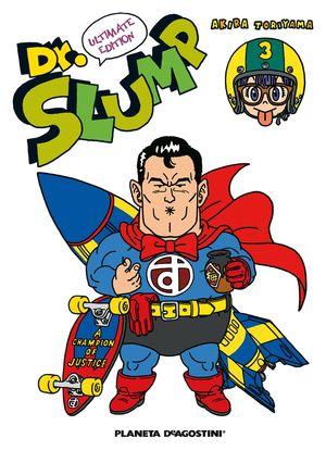 DR. SLUMP Nº03