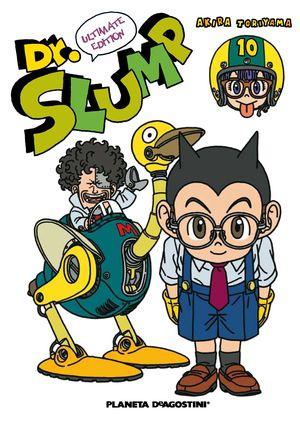 DR. SLUMP Nº10