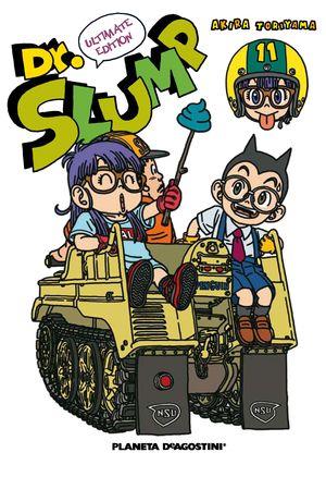 DR. SLUMP Nº11