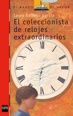 EL COLECCIONISTA DE RELOJES EXTRAORDINARIOS