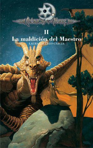 LA MALDICIÓN DEL MAESTRO (TAPA DURA)