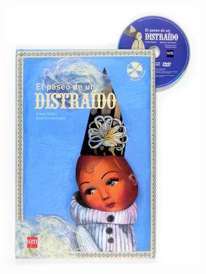 EL PASEO DE UN DISTRAÍDO (CON DVD)