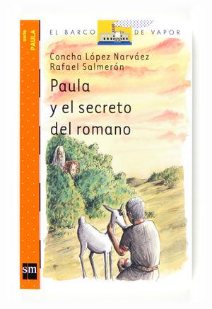 BVPA.2 PAULA Y EL SECRETO DEL ROMANO