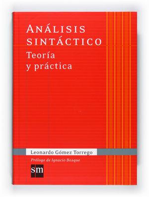 Análisis sintáctico : teoría y práctica