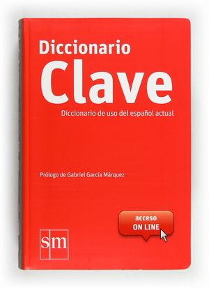 CLAVE. DICCIONARIO 2012 CON ACCESO ON LINE