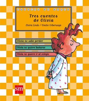 CDA.TRES CUENTOS DE OLIVIA