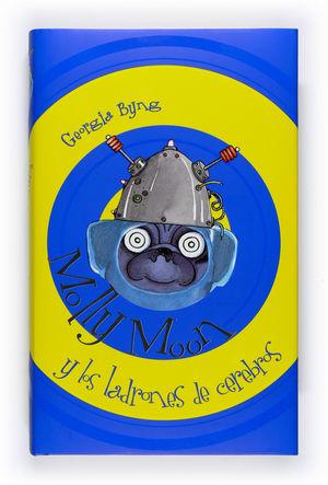MOLLY MOON Y LOS LADRONES DE CEREBROS Nº 4