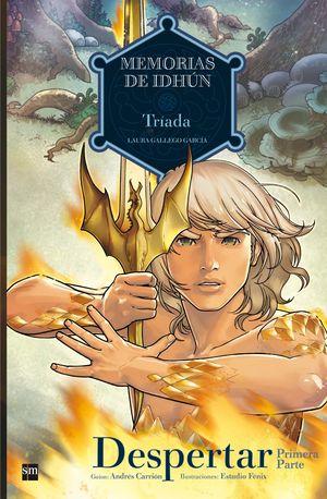 Memorias de Idhún en cómic Triada : Despertar I