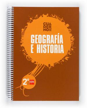 (11) ESO2 CUADERNO GEOGRAFÍA E HISTORIA APRENDE Y APRUEBA SM